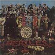 Click here for more info about 'The Beatles - Sgt. Pepper's - 'Export' - VG'