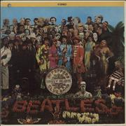 The Beatles Sgt. Pepper's - Mfd by Apple - EX USA vinyl LP