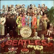 Click here for more info about 'The Beatles - Sgt. Pepper's - Pathé - EX'