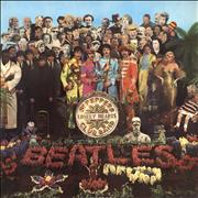 The Beatles Sgt. Pepper's - Pathé UK vinyl LP