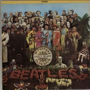 Click here for more info about 'Sgt. Pepper's - Peach Label'