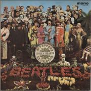 Click here for more info about 'Sgt. Pepper's - Red Vinyl'