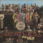 Click here for more info about 'Sgt. Pepper's - Wide Spine - VG'