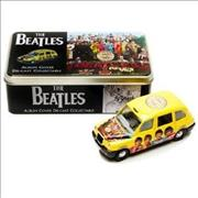 The Beatles Sgt Peppers London Taxi UK Toy