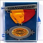 Click here for more info about 'The Beatles - Sgt Peppers Lonely Hearts Club Band Medal'