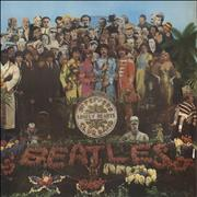 Click here for more info about 'Sgt. Pepper's Lonely Hearts Club Band - EX'
