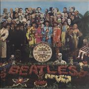 The Beatles Sgt. Pepper's Lonely Hearts Club Band - EX New Zealand vinyl LP