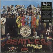 The Beatles Sgt. Pepper - 180gm - Sealed UK vinyl LP