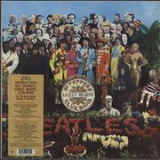 The Beatles Sgt. Pepper's Lonely Hearts Club Band - 2017 Edition - Sealed UK 2-LP vinyl set