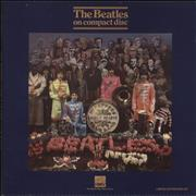 Click here for more info about 'The Beatles - Sgt Peppers - EX'
