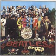 The Beatles Sgt. Pepper's Lonely Hearts Club Band - 2017 Edition UK 2-LP vinyl set