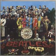 The Beatles Sgt. Peppers Lonely Hearts Club Band - 180gm Vinyl - Sealed UK vinyl LP