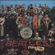 Click here for more info about 'The Beatles - Sgt. Pepper's Lonely Hearts Club Band - 1st Apple - red'