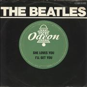 Click here for more info about 'The Beatles - She Loves You - VG/EX'