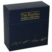 "The Beatles Singles Collection + Insert - EX UK 7"" box set"