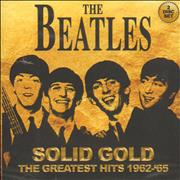 The Beatles Solid Gold: The Greatest Hits 1962-65 UK 2-CD album set