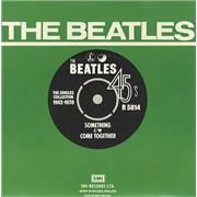"The Beatles Something - 1976 Issue UK 7"" vinyl"