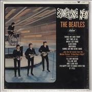 The Beatles Something New - 1st - shrink USA vinyl LP