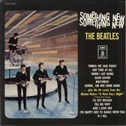 Click here for more info about 'Something New - Blue Label - EX'