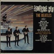 The Beatles Something New - VG Canada vinyl LP
