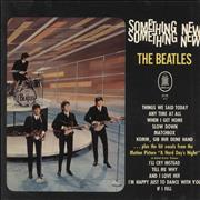 The Beatles Something New Germany vinyl LP