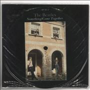 """The Beatles Something UK 7"""" picture disc"""