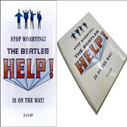 Click here for more info about 'Stop Worrying! The Beatles Help! Is On The Way!'