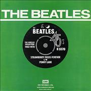 Click here for more info about 'The Beatles - Strawberry Fields Forever - 1976'