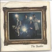 Click here for more info about 'The Beatles - Strawberry Fields Forever - 1st - 4pr - P/S - EX'