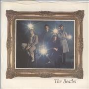 Click here for more info about 'The Beatles - Strawberry Fields Forever - 1st - p/s - woc'