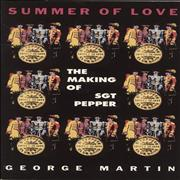The Beatles Summer Of Love - The Making Of Sgt Pepper UK book
