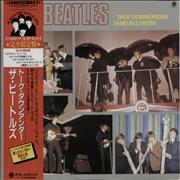 The Beatles Talk Downunder (And All Over) - Complete Japan vinyl LP