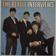 The Beatles The Beatle Interviews UK vinyl LP