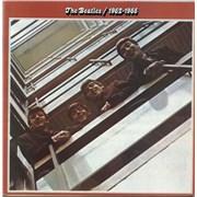 The Beatles The Beatles / 1962-1970 - 80s Barcoded UK 4-LP vinyl set