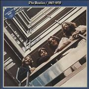 Click here for more info about 'The Beatles / 1967-1970 - Blue Vinyl'