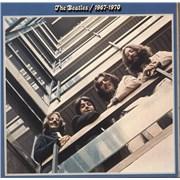 The Beatles The Beatles / 1967-1970 - UK p/s Germany 2-LP vinyl set