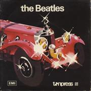"The Beatles The Beatles - Double EP Poland 7"" vinyl"
