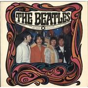 The Beatles The Beatles - German Record Club Germany vinyl LP