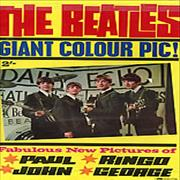 Click here for more info about 'The Beatles - The Beatles - Giant Colour Pic!'