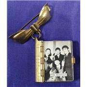 The Beatles The Beatles - Miniature Photo Book Brooch UK memorabilia