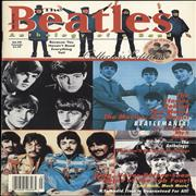 The Beatles The Beatles Anthology of a Band - collectors edtiion USA magazine Promo