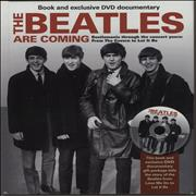 Click here for more info about 'The Beatles Are Coming - Book & DVD'