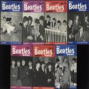 The Beatles The Beatles Book - 1963/4 - 7 Issues UK magazine