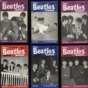 Click here for more info about 'The Beatles - The Beatles Book - 1st - 35 Issues'