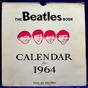 Click here for more info about 'The Beatles - The Beatles Book Calendar For 1964 - EX'