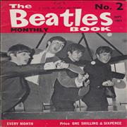 The Beatles The Beatles Book No. 02 UK magazine