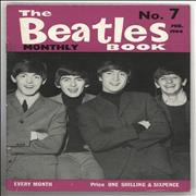 The Beatles The Beatles Book No. 07 - 1st UK magazine
