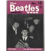 The Beatles The Beatles Book No. 10 UK magazine