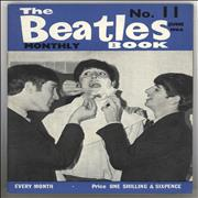 Click here for more info about 'The Beatles - The Beatles Book No. 11'