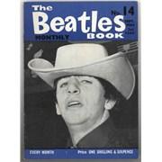 The Beatles The Beatles Book No. 14 - 1st UK magazine